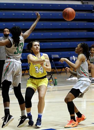 VU Women's Basketball vs Lincoln Trail 3/13/21