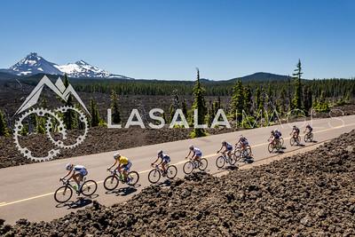 2013 Cascade Cycling Classic: McKenzie Pass (women's)