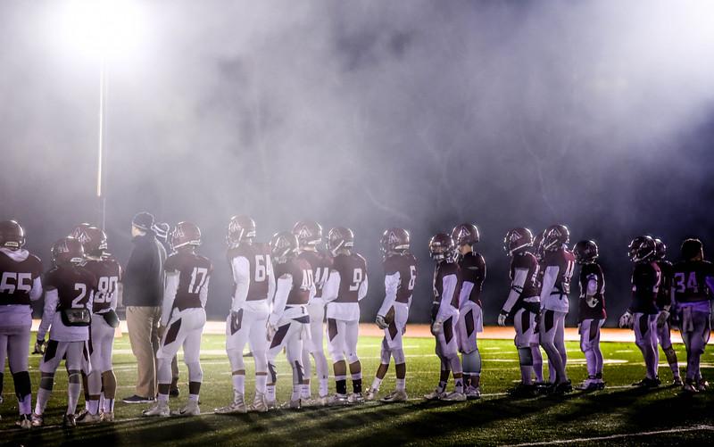 2018 Varsity Football Under The Lights v Salisbury