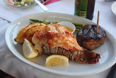 2012 - July (Cigar, Filet & Lobster Dinner)