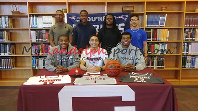 3/13/2018 Brandon Carter Athletic Signing (Providence Grove)