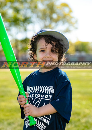 204 Hooks Toddler T-Ball coach Hilliard