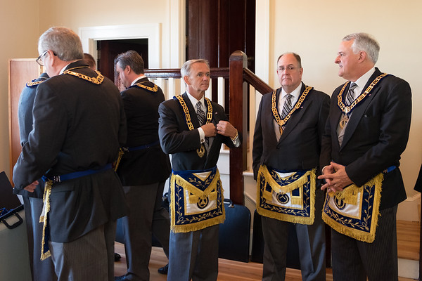 2015-12-05 Grand Master Installation Ceremony