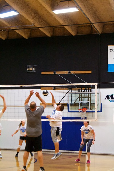 Albany Parks and Rec Sports - Fall Volleyball 2016