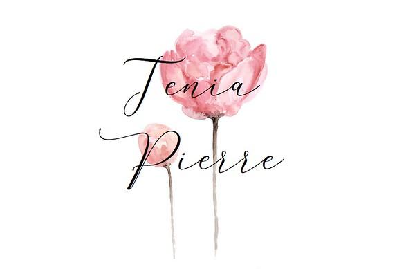 Tenisha and Pierre