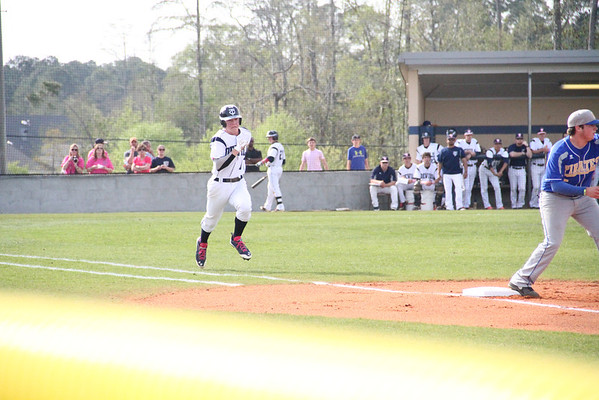 TIFT COUNTY BRUNSWICK 4-4 BASEBALL