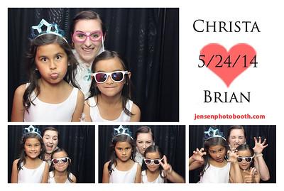 Christa & Brian