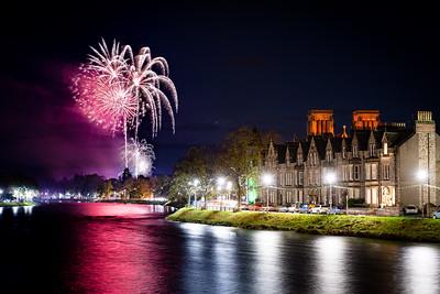 171104 -Inverness Bonfire Night