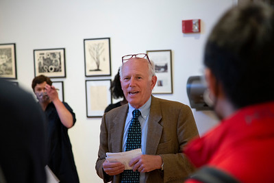 10/22/21: Students Meet with Barnaby Conrad '70