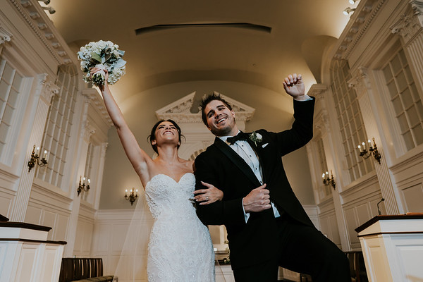 Courtney & Nick Wedding Day