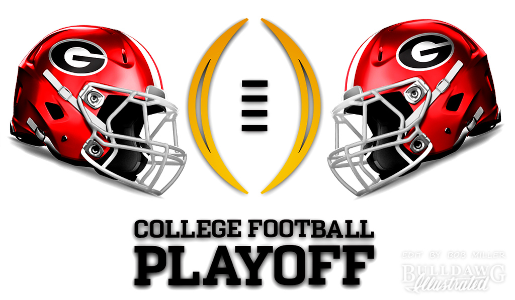 2019-20 College Football Playoff graphic edit with LOMO by Bob Miller