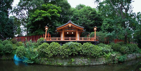 Japan 2010 Temple Visits
