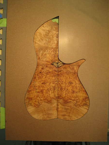 Maple Burl 2-001