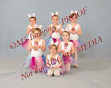2018 Thumbelina Class Pictures May 11