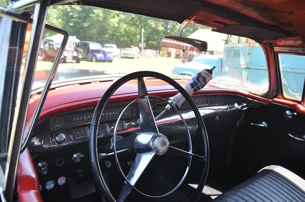 Panty  Raid Car Show 2011