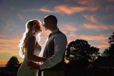 Matthew and Kristy's Wedding 10-15-16