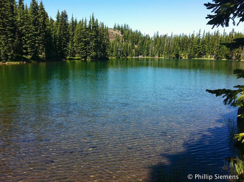 North Matthieu Lake