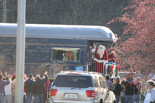 2009 Kingsport Christmas Parade
