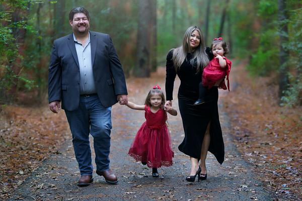 Kitchens Family - Dec 2020