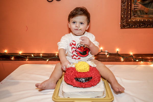 Joseph's 1st Birthday