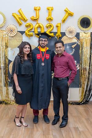 Kishan's Graduation