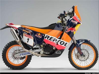 690 Rally Factory Replica