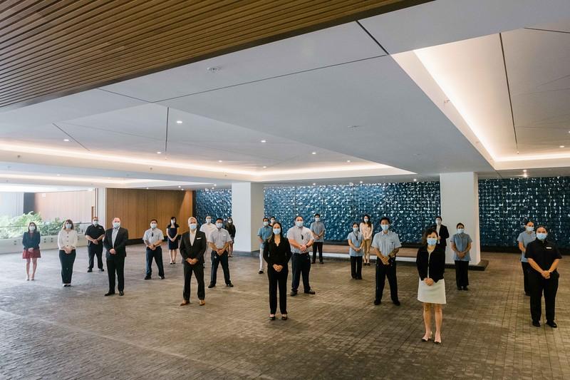 Ritz-Carlton Waikiki 2020 (Clean Initiatives)