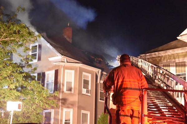 2nd Alarm 35 Linden Street, Holyoke, MA 8/9/19