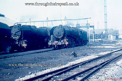 French Steam locos