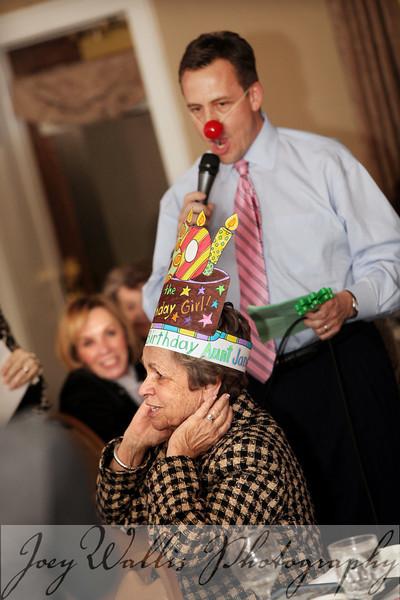 Janet's Birthday