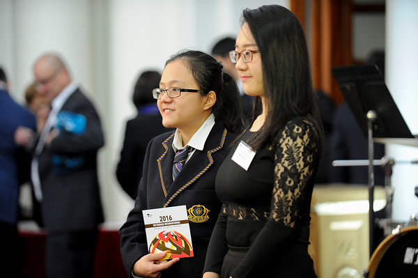 2016 Victorian International School Student Awards