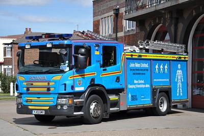 Humberside Fire & Rescue Service