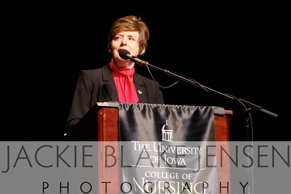 UI College of Nursing Ceremony January 15, 2016