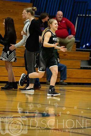 02-08-19 GC  Girl's Basketball vs Elmwood Plum City
