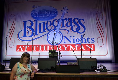 Hot Rize and The Gibson Brothers at The Ryman