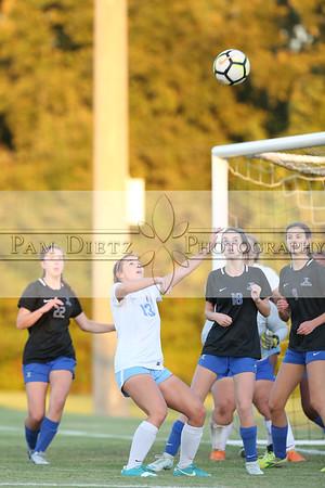 USJ v JC girls soccer 10-11-18
