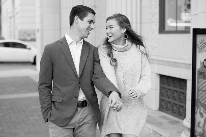 Knoxville Engaged Couple