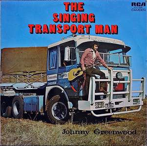 Trucking Music LP's