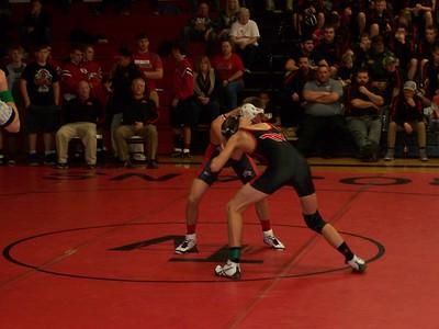 Wrestling vs. New Philadelphia & Sandy Valley