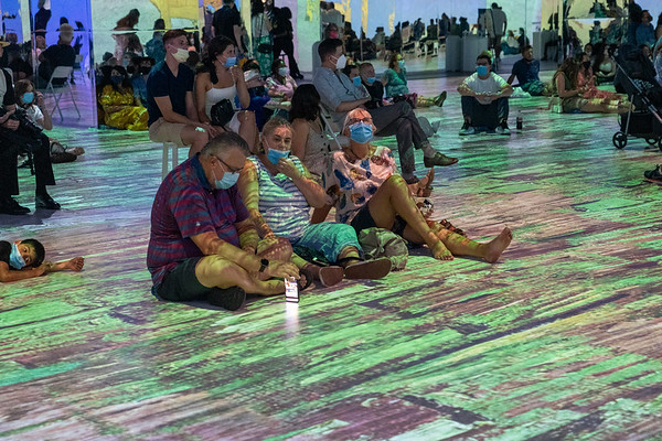 Van Gogh - The Immersive Experience in New York - July 17, 2021