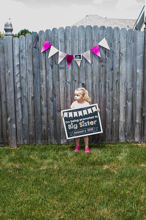 Baby B Announcement