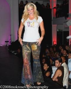LA Fashion week - redefine reality-fashion show@Boulevard3, Sunset Blvd., Hollywood