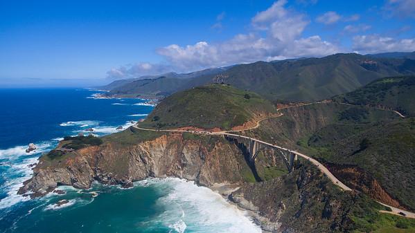 Big Sur Aerials