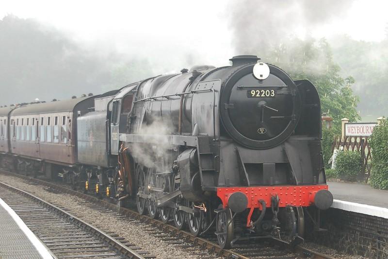 92203 - Weybourne, North Norfolk Railway - 10 May 2016