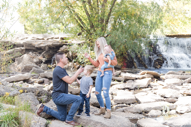 Family Photos AND a Proposal !