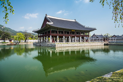 Gyeongbokgung Royal Palace, Seoul