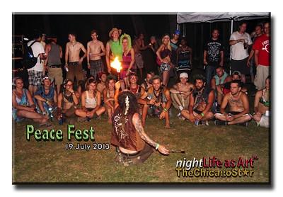 19 July 2013 Peacefest Campout