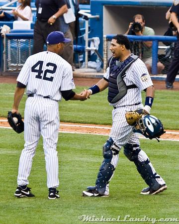 2008; Red Sox @ Yankees