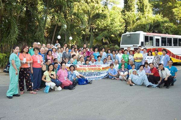 APPO Bohol Medical Mission '06