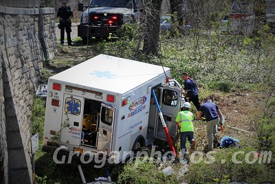 Fatal Ambulance Accident Southern State Parkway 4/20/16